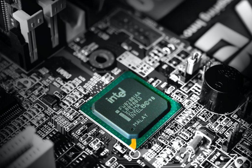 computer processor, Intel Cor Processors